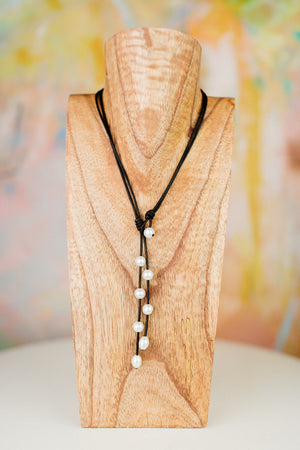 Jenna Drop Necklace