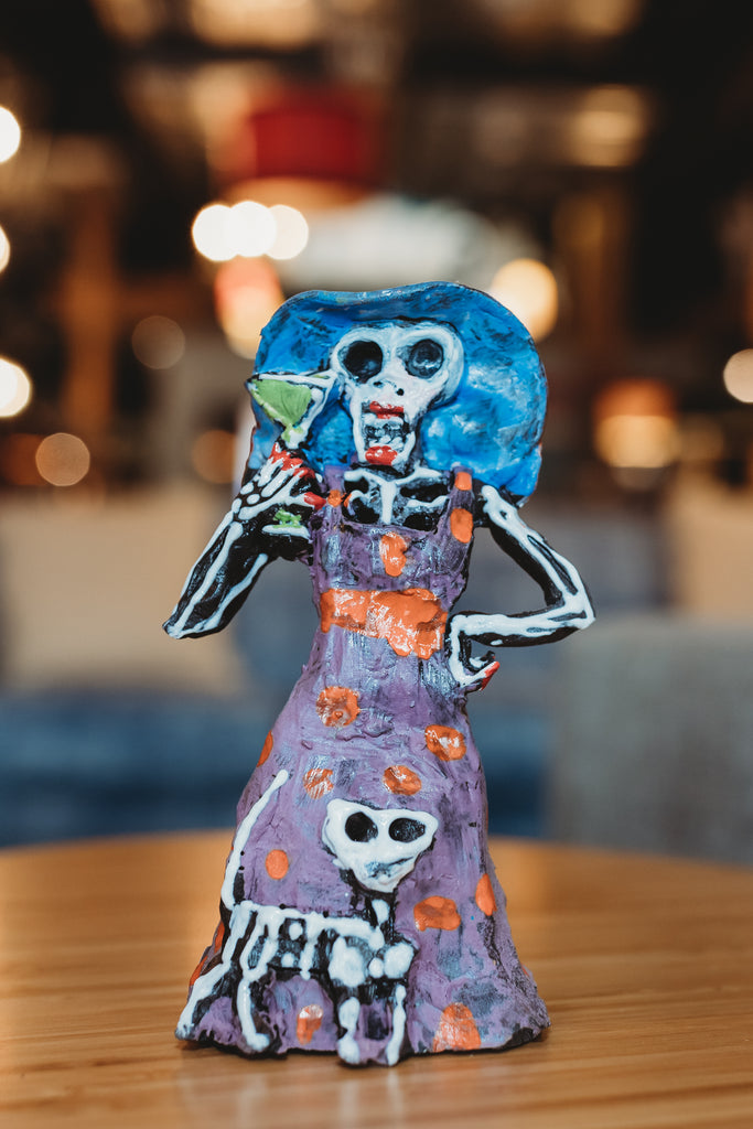 """Day of the Dead"" LaCKatrina Doll 1"