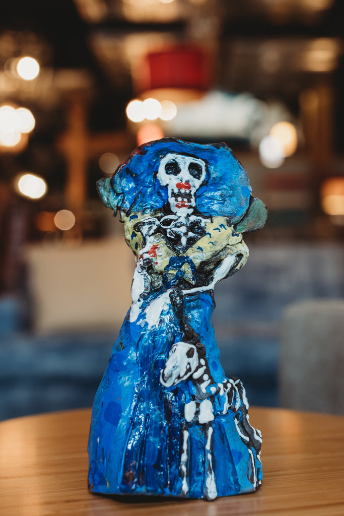 """Day of the Dead"" LaCKatrina Doll 2"