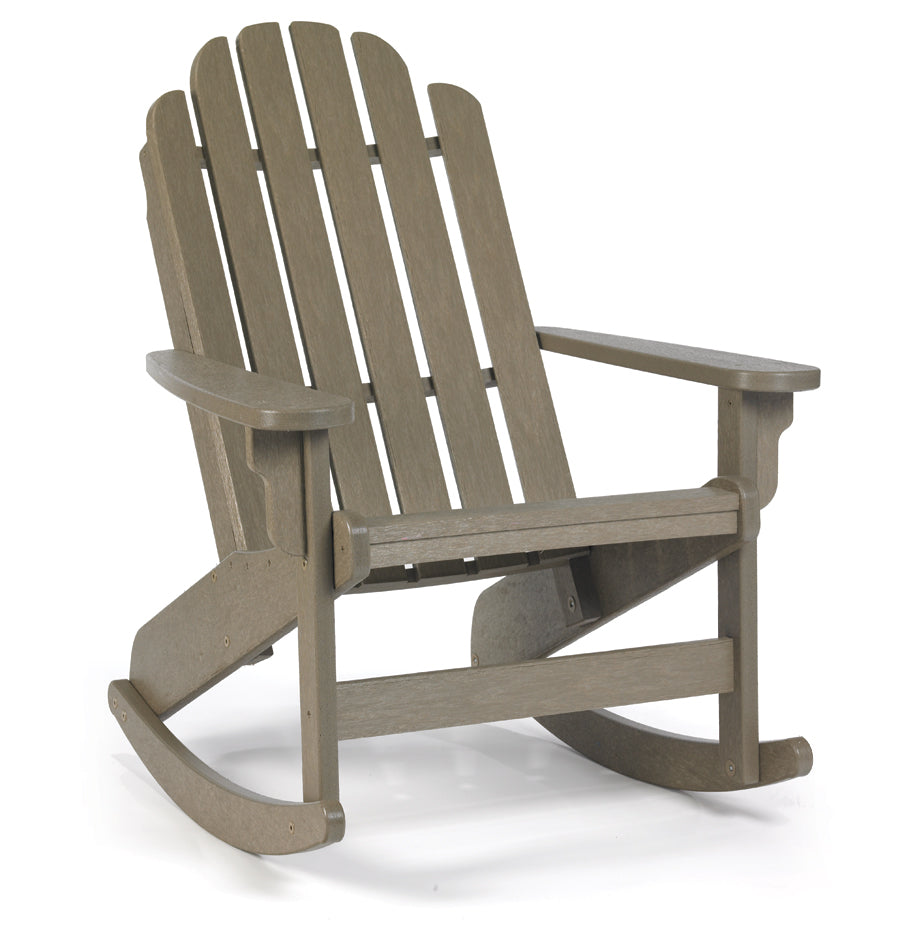 Breezesta Shoreline Adirondack Rocker ww