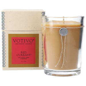 Aromatic Large Candle Red Currant