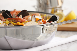 ALL-CLAD d5® Polished 6-Qt Essential Pan