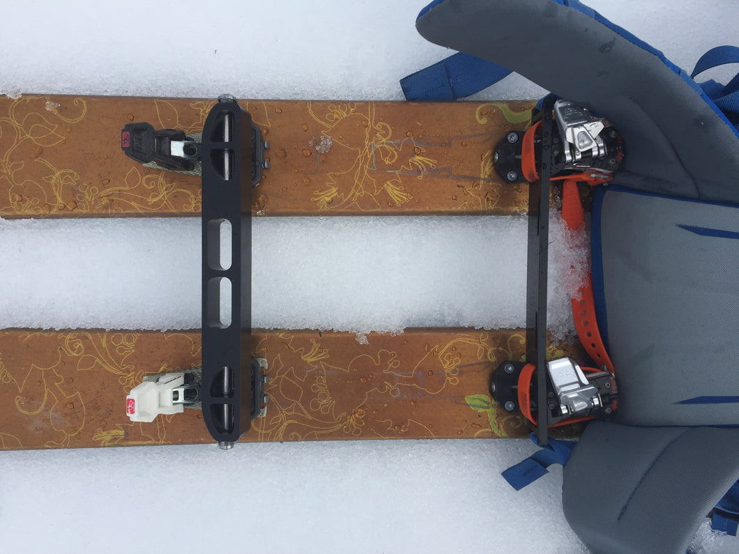 SnapEvac - Alpine Touring (AT) Evacuation Sled Conversion Kit