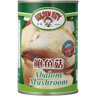 GOLDEN BOY Canned Abalone Mushroom 425g/Can