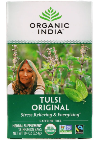 Organic India Organic Tulsi Tea Original 18pcs
