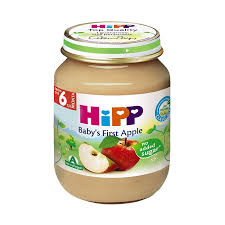 Hipp Organic Baby's First Apple 125g