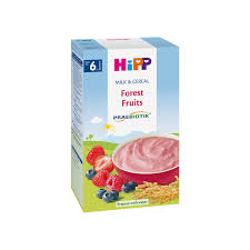 Hipp Milk Pap Forest Fruits 250g