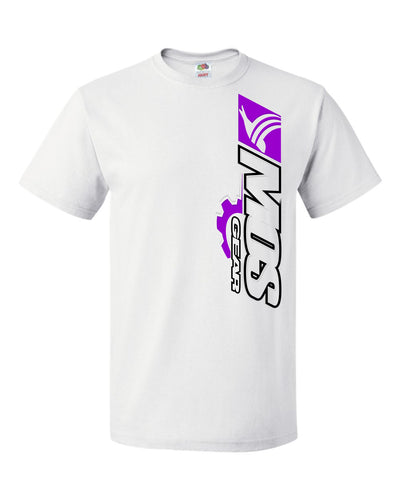 MOS Gear Short Sleeve T-Shirt White