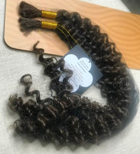 10 Count (Add-ons) Crotchet Locs