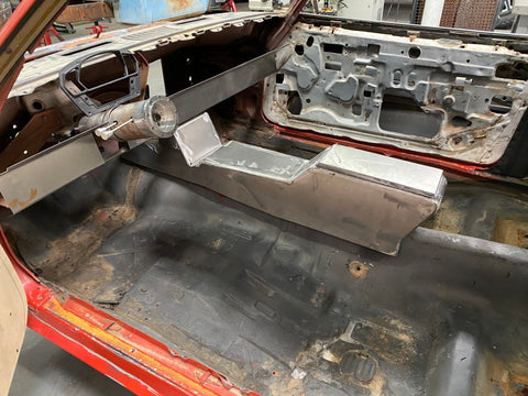 1970-81 2nd Gen Camaro Steel Center Console