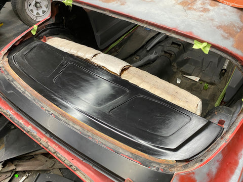 1970-81 2nd Gen Camaro Package Tray