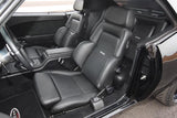 RECARO EXPERT M Shown in Black Vinyl (ea)