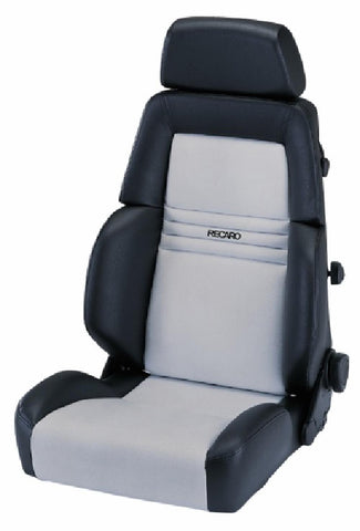RECARO EXPERT S Shown in Black Vinyl (ea)