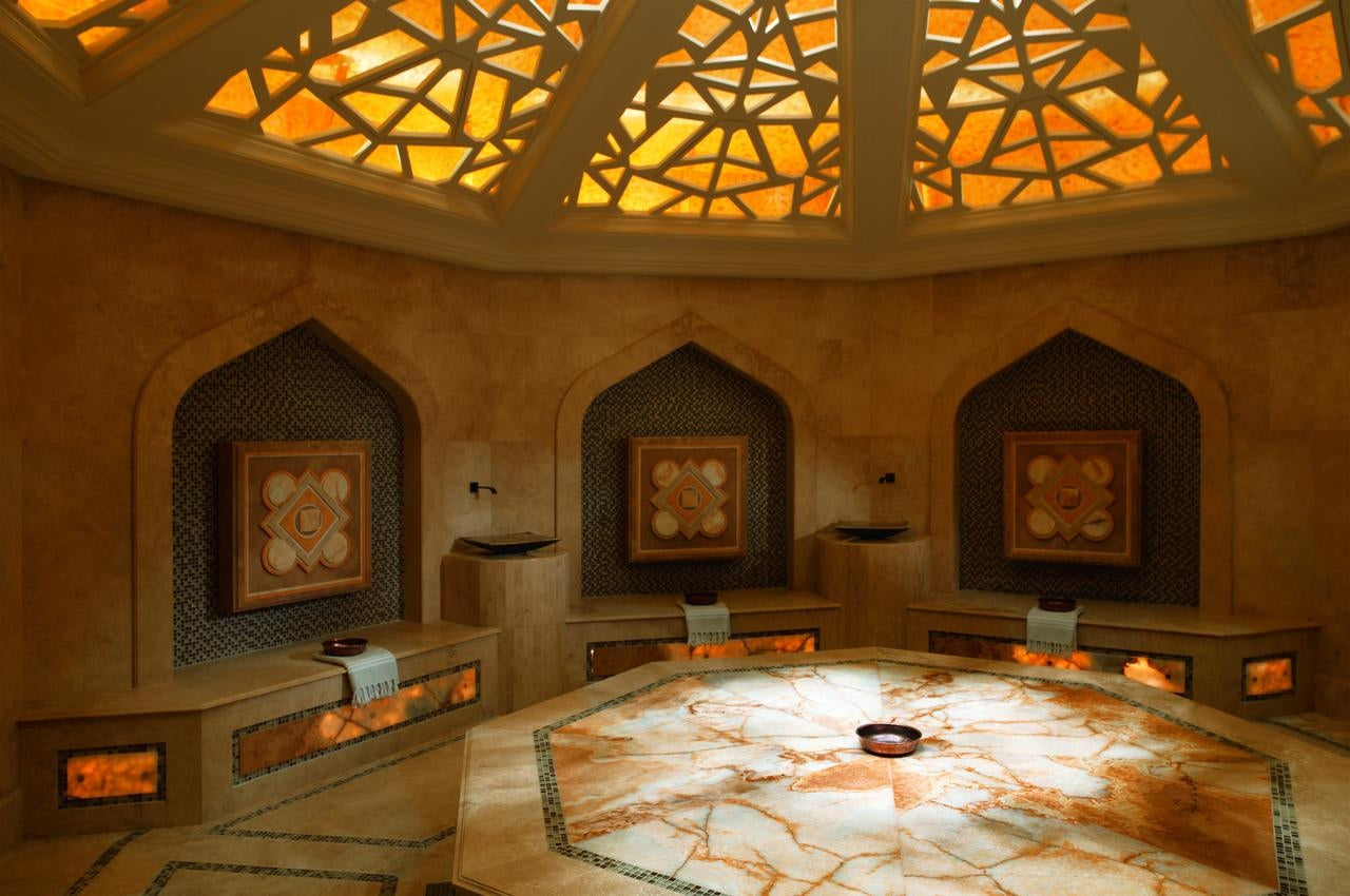 Combination of Hygiene and Spirituality: What is Hammam?