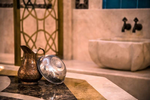 authentic moroccan hammam