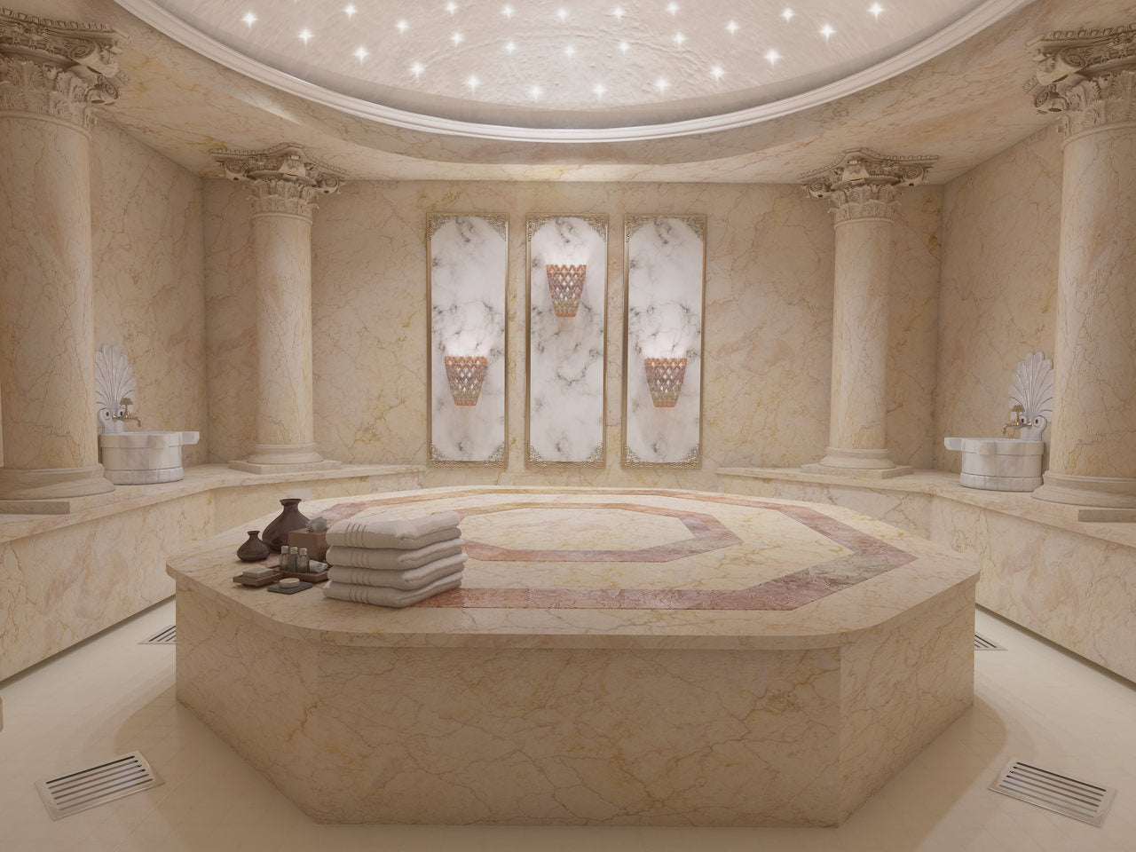 what is turkish bath