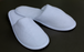 Plush Adult Closed Toe Slippers