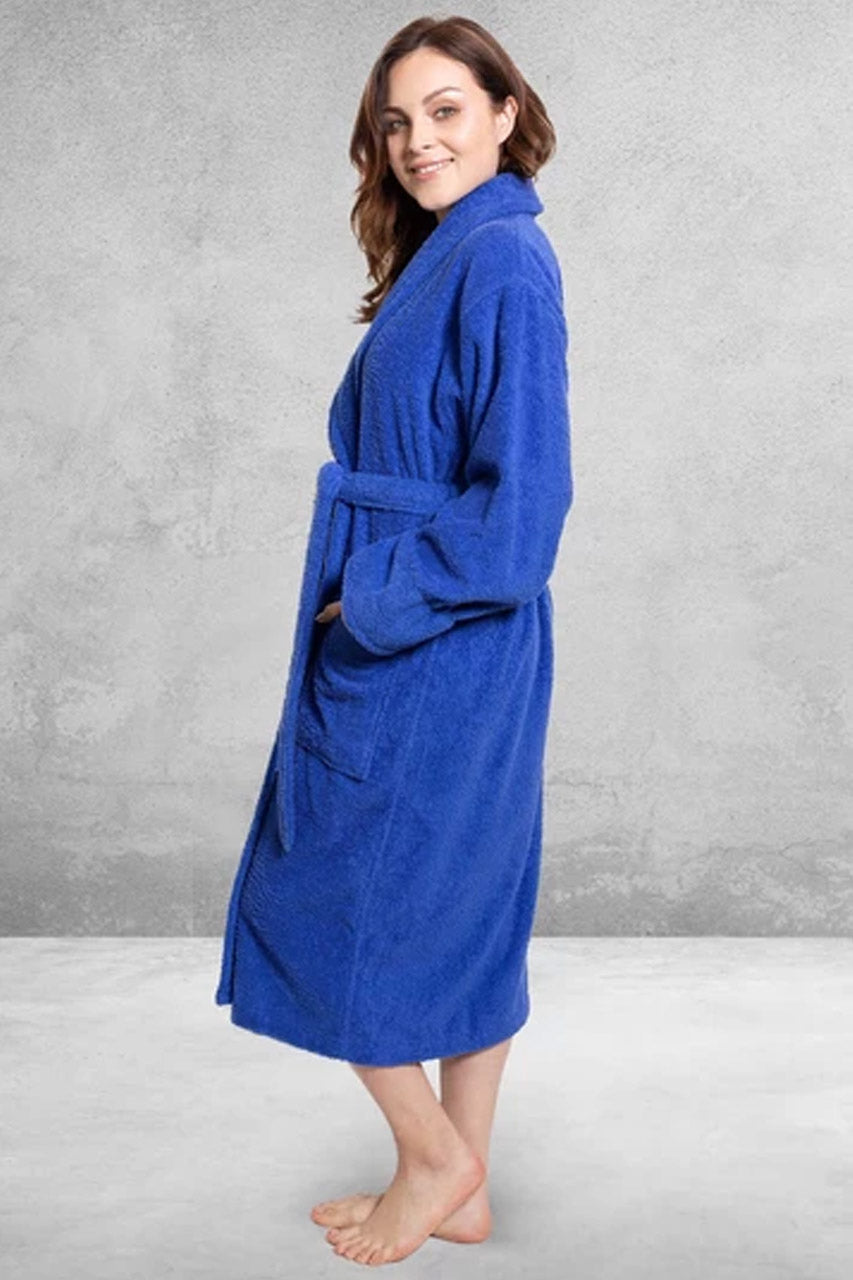 Terry Shawl Robes