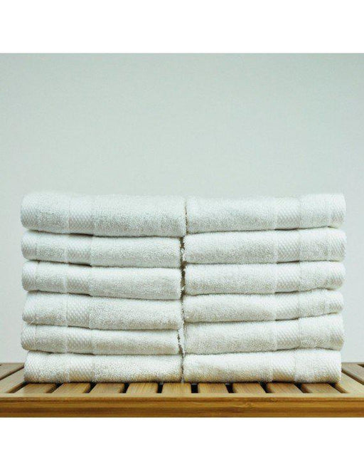 Honeycomb Washcloths, 100% Cotton