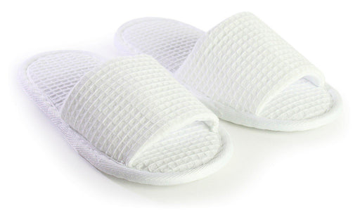 detailed pictures footwear order Kids Closed Toe Waffle Slippers — RobesNmore