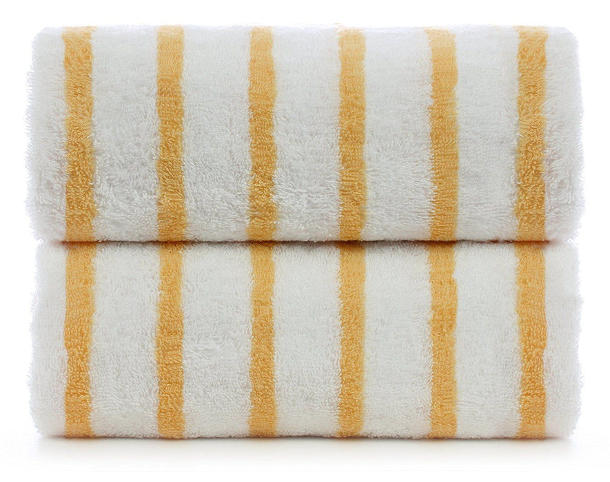 Thin Cabana Stripe Large Beach Towels, 2 Pack