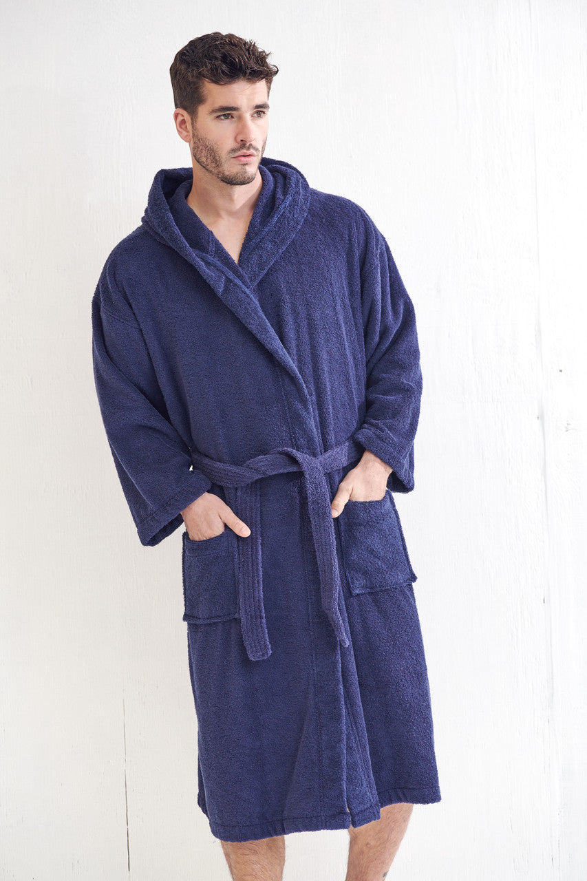 Men's Terry Cloth Robes
