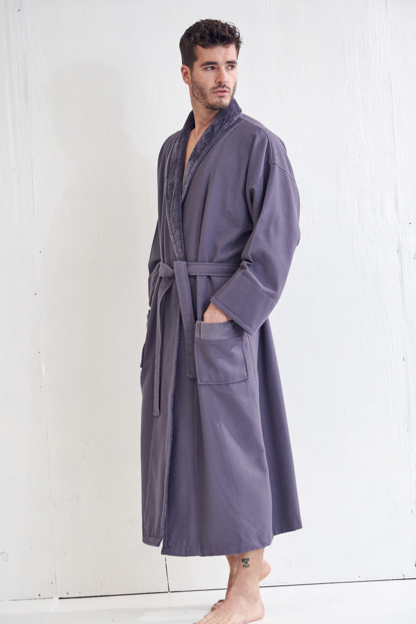 Velour Shawl Robes