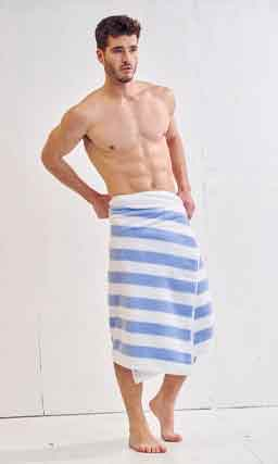 Cabana Pool Towel Stripe