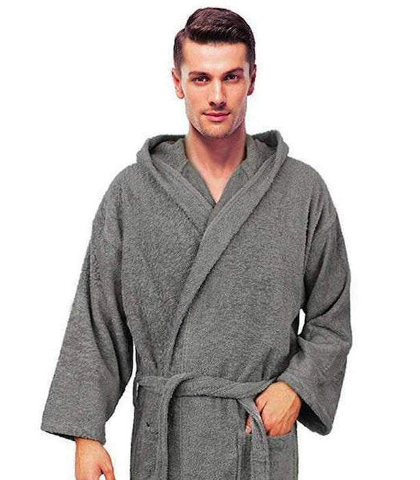 950e977fe8 Men s Terry Cloth Bathrobe