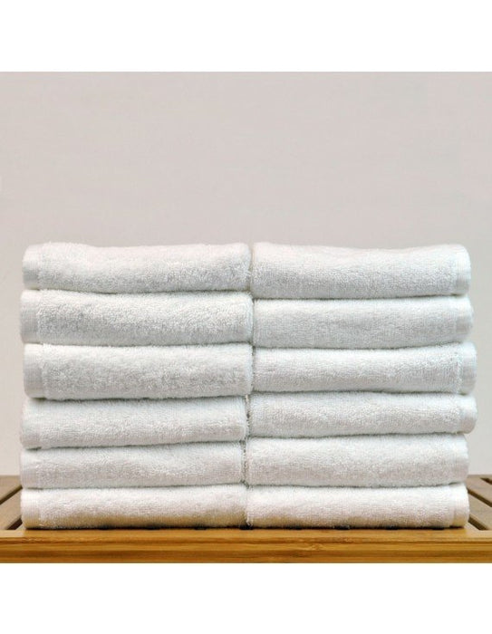 Pelican Hill Washcloths, 100% Cotton