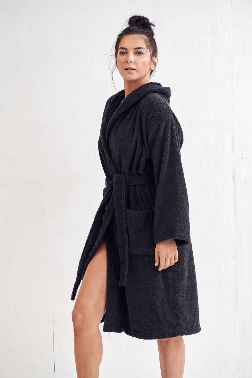 Women's Hooded Robes