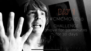CHALLENGE: Move for 30 Minutes a Day for 30 Days in a Row!
