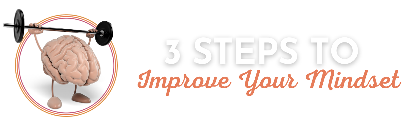 CRYSTAL MCLAIN CREATIVE 3 STEPS TO IMPROVE YOUR MINDSET SELF CARE ROUTINE