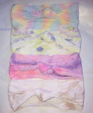 Print Tie Dye Collection by E+M (KNOTS)