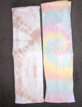 Print Tie Dye Collection by E+M - FLAT BANDS