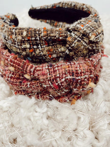 Luxury Tweed Band