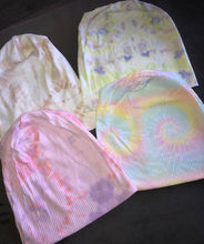 Custom Paper to Print Tie Dye Collection by E+M (Beanies)