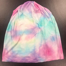 Watercolor tie dye silky soft collection