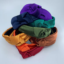 Satin Knot bands- fall edition