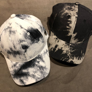 Eishes Style X BB tie dye ribbed cap