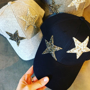 Two-Tone Star cap