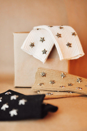 Vintage Star fingerless gloves (@eishesstyle)