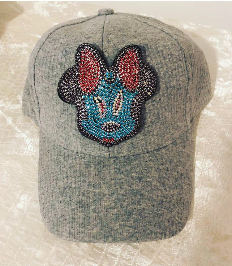 MINNIE MOUSE CAP (4 COLORS)