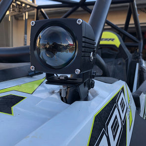 RZR Pillar Mount Led Light Brackets