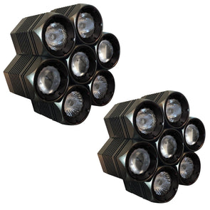 An image of two APS 7 in 1 LED off-road LED light pods