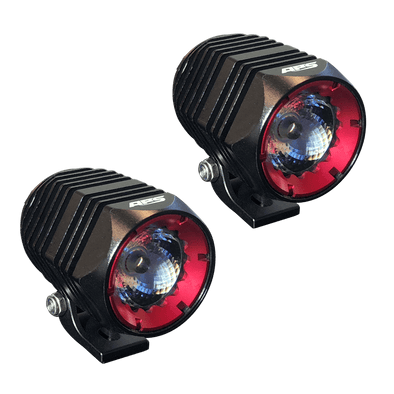 APS AMBER H1 LED LIGHT PODS