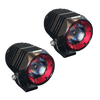 Amber LED Light Pods - APS H1 - 1500 Lumen Pair