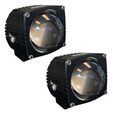 Aps H1 Amber Led Light Pods Pair Advanced Product