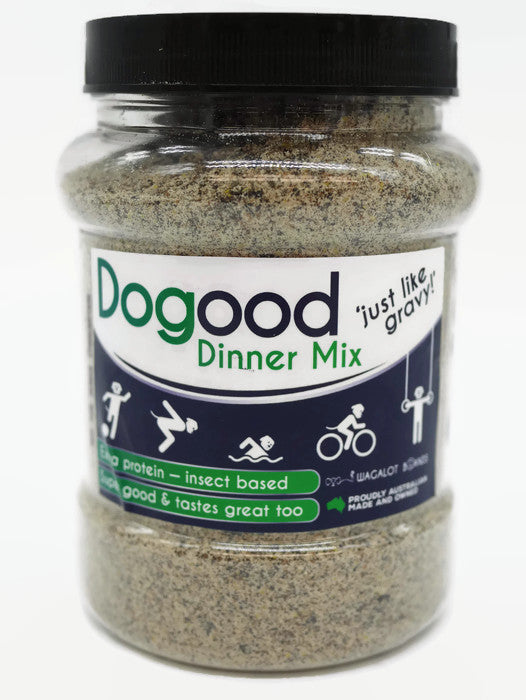 Dogood Dinner Mix dog food topper - 500g Jar