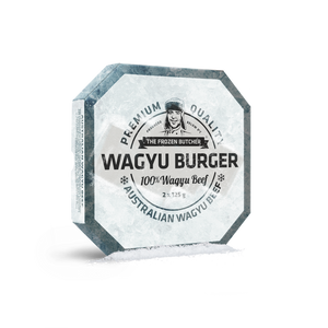 Wagyu Burger | The frozen Butcher